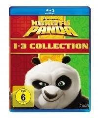 20th Century Fox Kung Fu Panda 1-3, 3 Blu-ray