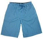 Hanes hanes Mężczyźni pidżama spodnie. w kratkę One Size -  l P-2002-NAV404-L
