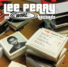 Lee Perry At Wirl Records Winyl) Lee Perry