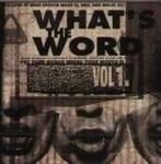 Whats The Word 1 Różni Wykonawcy Płyta CD)