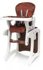 4Baby Krzesełko do karmienia Fashion Brown