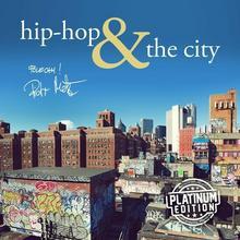 Różni wykonawcy Hip-Hop & The City, 4 CD Różni wykonawcy