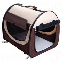 zooplus Exclusive Torba transportowa Easy Go L dł x szer x wys. 77 x 57 x 63 cm