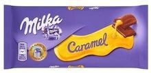 Kraft Milka Czekolada Caramel 100g