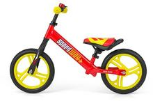 """Milly Mally Speedway 12\"""" red"""