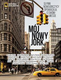 Burda Książki NG Mój Nowy Jork - Mattanza Alessandra