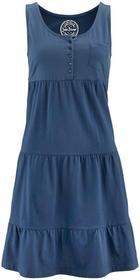 Bonprix Sukienka niebieski indygo