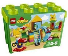 LEGO Klocki DUPLO My First Duży plac zabaw 10864