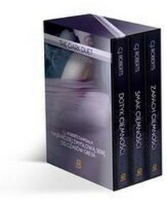 Czwarta Strona Pakiet Dotyk Ciemności, Smak Ciemności, Zapach Ciemności - C.J. ROBERTS