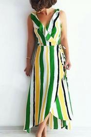 Sukienka KENDALL GREEN 010012-94