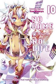 Waneko No Game No Life. Tom 10 Yuu Kamiya