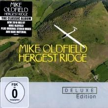 Hergest Ridge [Deluxe] 2CD+DVD] Mike Oldfield