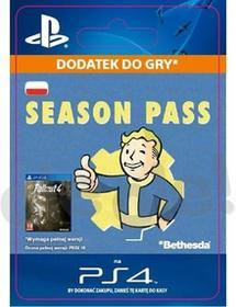 Fallout 4 season pass PS4 wersja cyfrowa