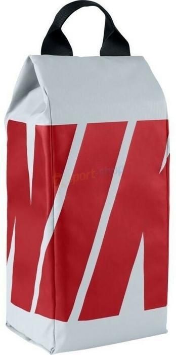 ee6d030035400 Nike Torba na buty Alpha Adapt szaro-czerwona) 12h BA5301 – ceny ...