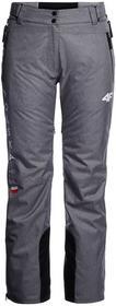 4F Spodnie narciarskie damskie Polska Pyeongchang 2018 SPDN900R szary melanż [S4Z17-SPDN900R] SPDN900R szary melanż