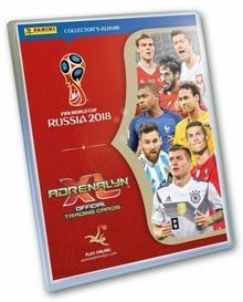 Panini Kolekcja Kolekcja FIFA World Cup Russia 2018 Album DARMOWA DOSTAWA OD 199 ZŁ!