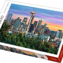 Trefl 1500 ELEMENTÓW Space Needle, Seattle, USA 26135