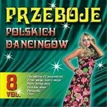 Wydawnictwo Folk Przeboje polskich dancingów vol. 8 CD