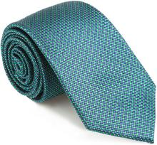 Wittchen 85-7K-005-Z Krawat granatowo - zielony