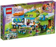 LEGO Friends, klocki Samochód kempingowy Mii, 41339