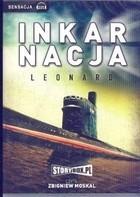 Inkarnacja książka audio CD Leonard