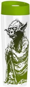 Disney Kubek termiczny Star Wars, Yoda, 400 ml