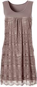Bonprix Sukienka średni brąz