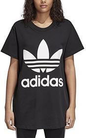 Amazon adidas Essentials Clima t shirt damski, 3 paski, niebieski, XS Ceneo.pl
