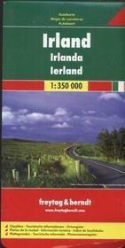 Freytag&berndt Irlandia mapa 1:350 000 Freytag & Berndt - Freytag & Berndt