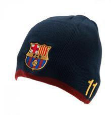 FC Barcelona czapka zimowa Neymar