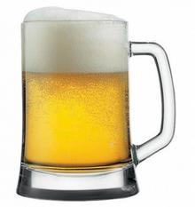 THK Kufel do piwa Pub szklany 500ml 64484