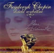 Fryderyk Chopin Dzieła Wybrane CD) Aldona Dvarionaite