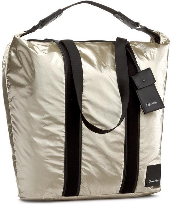 3ad94fd6d56e3 Calvin Klein Black Label Torebka BLACK LABEL - Fluid Large Shopper  K60K604043 617