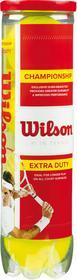 Wilson Piłki tenisowe Championship Extra Duty (4 szt.) WRT110000