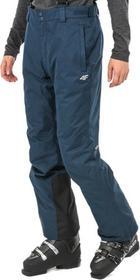 4F Spodnie narciarskie męskie H4Z17-SPMN001 granatowy roz XL 5901965649523