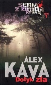 HarperCollins Alex Kava Dotyk zła