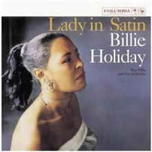Billie Holiday Lady In Satin