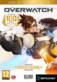 Overwatch GOTY  BATTLENET