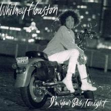 Im Your Baby Tonight CD Whitney Houston