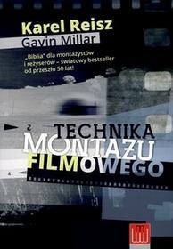 Wojciech Marzec Technika montażu filmowego - Karel Reich