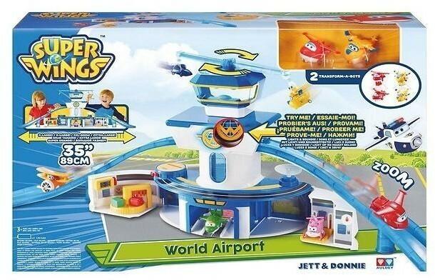 Cobi Super Wings Zestaw Lotnisko - wysyłka w 24h !!!