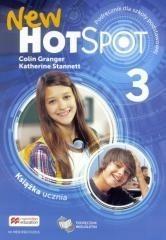 Macmillan Język angielski New Hot Spot 3 podręcznik SP - Katherine Stannett, Colin Granger