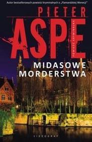 Pieter Aspe Midasowe morderstwa / wysyłka w 24h
