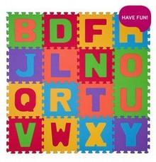 BabyOno Puzzle puzzle piankowe litery 16 szt. 280