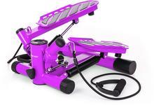 Hop-Sport Stepper skrętny z regulacją HS-30S fioletowy - Hop Sport 1007015