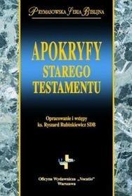 Vocatio Oficyna Wydawnicza ks. Ryszard Rubinkiewicz SDB Apokryfy Starego Testamentu