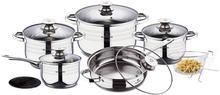 Blaumann zestaw kuchenny Gourmet Line 12 elementów