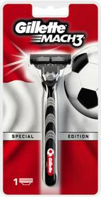Gillette Maszynka do golenia - Mach3 Red&White Maszynka do golenia - Mach3 Red&White