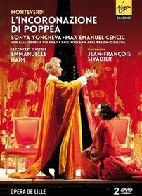 Monteverdi Lincoronazione Di Poppea Warner Music Poland