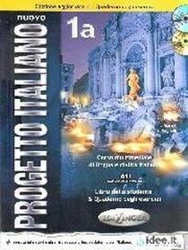 edilingua T. Marin, S. Magnelli Progetto Italiano Nuovo 1A. Podręcznik